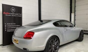 Bentley Continental GT vol